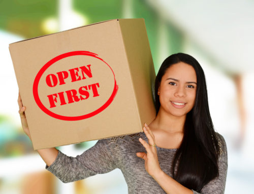 "Ten Critical Items to Pack in Your ""Open First"" Box"
