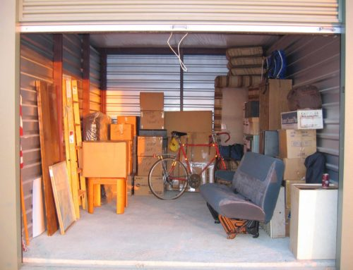 How to Pack a Storage Unit